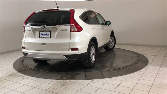 Certified Pre-Owned 2016 Honda CR-V EX