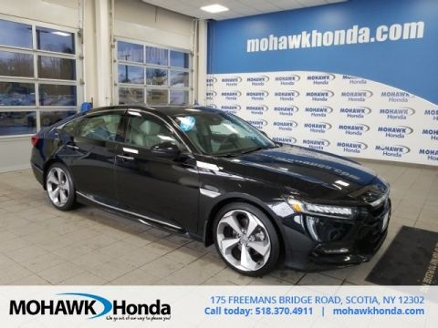 Certified Pre-Owned 2018 Honda Accord Sedan Touring 2.0T
